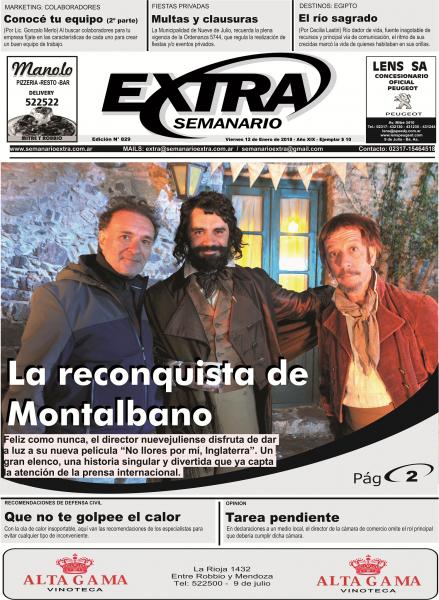 tapa Semanario Extra ppppppppppppp