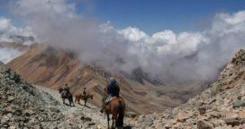 Cabalgando por los Andes