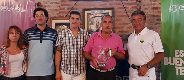 Miguel Trofimovih campeon en Bragado