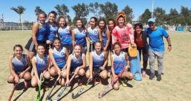 Hockey del Club San Martín
