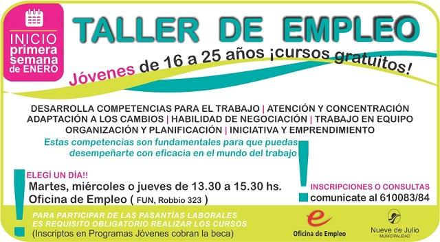 Nuevo Taller De Empleo Semanario Extra