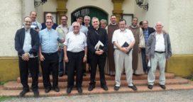 Se realizó la semana de estudio de los sacerdotes de la diócesis