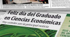 15 de junio: Día del Graduado en Ciencias Económicas
