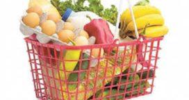 Costo canasta de alimentos 1° quincena de junio 2018: aumentó 1.96%