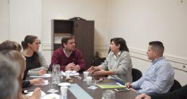 Diputados analizaron avances del Programa Parlamento Juvenil del Mercosur