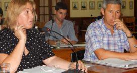 Proyectos presentados por el bloque de concejales del FpV-PJ