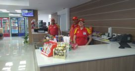 Shell San Martín inauguró nuevas instalaciones