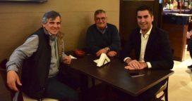 Britos y Gatica se suman a respaldar el proyecto de Vidal