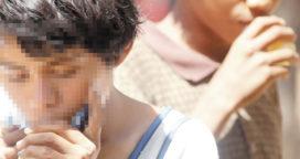 Fuerte aumento de casos de intento de suicidio o consumo de drogas entre niños
