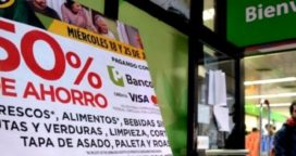 En mayo vuelven los descuentos al 50% del Banco Provincia para supermercados