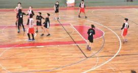 Se jugó una nueva fecha del Torneo oficial de Basquetbol