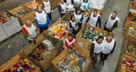 Aprobaron la Ley Donal, que crea un régimen de donación de alimentos