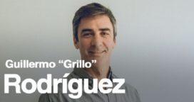 """Guillermo """"Grillo"""" Rodríguez lanzó su precandidatura"""