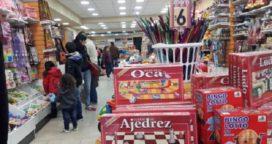 Día del Niño: poco movimiento comercial tras la devaluación