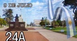 Convocatoria a marcha en Plaza Belgrano