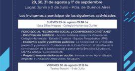 Semana social Marianista del Oeste