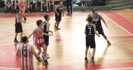 Atlético venció a Gimnasia de Chivilcoy en el Torneo de Básquetbol