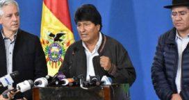 Políticos de la Cuarta sentaron postura sobre el golpe de Estado en Bolivia