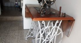 Rincón literario: La máquina de coser