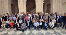 Los intendentes de la Cuarta serán convocados al concláve peronista en Santa Teresita