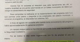 """Grupo """"Inseguridad en 9 de Julio"""" informa:"""