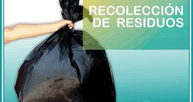 Finde largo: Estará restringida la recolección de residuos