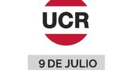 Publicación pedida, UCR 9 de julio